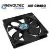Revoltec \'\'AirGuard\'\' ventilátor  140x140x25mm