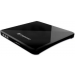 Transcend DVD/CD 8X USB 2.0 - Fekete hordozható felvevő 13.9mm