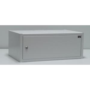 Apra -optinet ecoVARAnd LC fali szekrény 19\'\' 4.5U/350mm egyszekciós fém a.