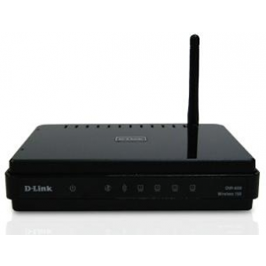 D-Link Wireless N150 Router with 4 Port 10/100 Switch