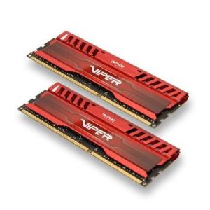 Patriot ViperX 3RD 2x8GB DDR3 1866MHz CL10 1.5V  XMP Dual Channel  Red