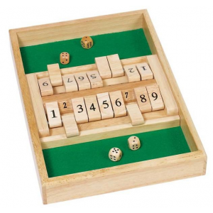 Goki Dupla shut the box