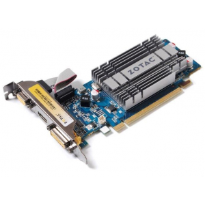 ZOTAC GeForce GT 210 SynergyEdition  1GB TC/512MB DDR3 (32 Bit)  DVI  HDMI  VGA