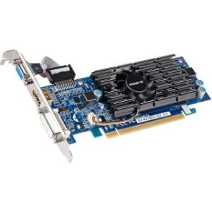 Gigabyte GeForce CUDA GT 210 1GB DDR3 (64 Bit) HDMI DVI D-SUB LP BOX