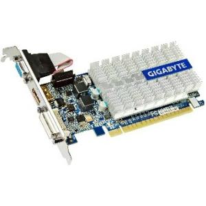Gigabyte GeForce 210 1GB DDR3 (64 Bit) HDMI LP DVI D-SUB BOX