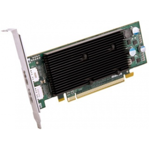 Matrox M9128 1GB 2xDisplayPort PCI-Express x16 low profile