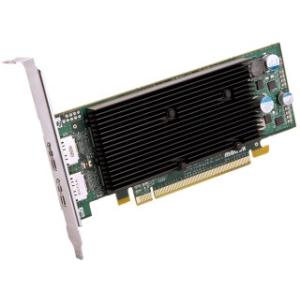 Matrox M9128 1GB   2xDisplayPort  PCI-Express x16 low profile