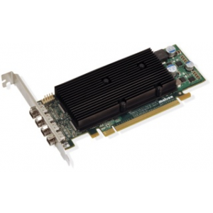 Matrox M9148 1GB 4xDVI PCI-Express x16 low profile retail
