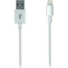 Vivanco Vivanco iPad/iPhone/iPod adatkábel/Töltőkábel Apple Dock dugó Lightning USB 2.0 dugó A 1 m