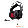 Asus Cerberus Gaming Headset Black/Red Headset,2.0,3.5mm,Kábel:1,2m,32Ohm,20Hz-20kHz,Mikrofon,Black/Red