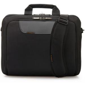 EVERKI Advance Laptop táska, 16 , Fekete (GLEKB407NCH)