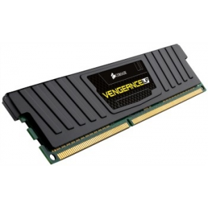 Corsair DDR3 Corsair Vengeance Low Profile Black 8GB 1600MHz CL10 1.5V