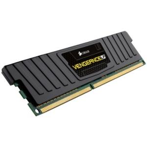 Corsair DDR3 Corsair Vengeance Low Profile Black 8GB 1600MHz CL10 1.5V