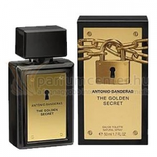 Antonio Banderas The Golden Secret EDT 50ml parfüm és kölni