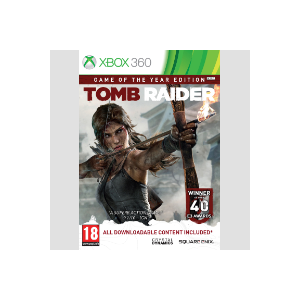 Square Enix Tomb Raider - Game of the Year Xbox 360