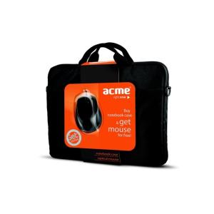 """ACME Notebook táska, 15,6"""", vezetékes optikai egérrel, ACME """"16M37"""""""