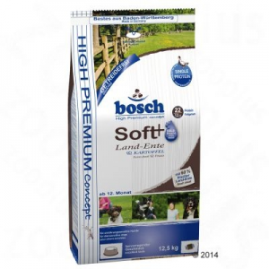 Bosch High Premium concept Bosch HPC Soft kacsa & burgonya - 12,5 kg