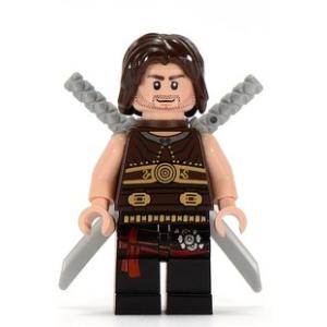 LEGO Dastan minifigura