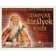 Magyar királyok römi kártya kártyajáték