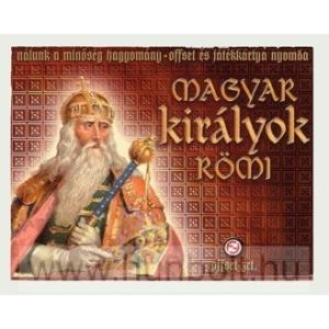Magyar királyok römi kártya
