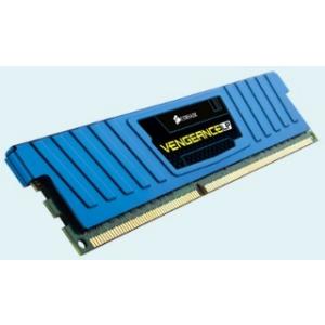Corsair Vengeance Low Profile 2x2GB 1600MHz  DDR3  CL(9-9-9-24)  XMP Blue