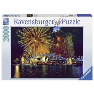 Ravensburger Ravensburger 2000 db-os puzzle - Tűzijáték Sydneyben (16622)
