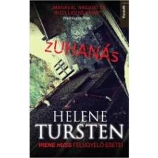 ZUHANÁS - IRENE HUSS FELÜGYELŐ ESETEI irodalom