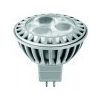 ACME LED izzó, spot, GU5.3-as foglalat, 340lm, 5W, 3000K, meleg fehér, ACME