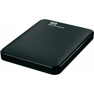 Western Digital Elements Portable SE 750GB USB3.0 WDBUZG7500A