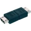 HDMI TV, Monitor Adapter 1x - 1x Fekete Digitus