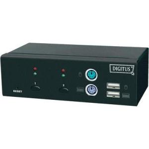 Digitus Digitus USB-PS/2 Combo-KVM Switch