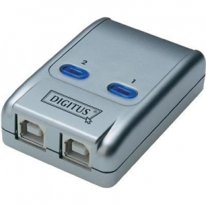 Digitus DIGITUS USB 2.0 Sharing Switch