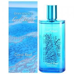 Davidoff Cool Water Coral Reef EDT 125 ml