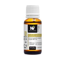 K2 + D3 Forte, 20ml vitamin
