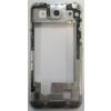 LG E986 Optimus G Pro középső keret fehér*