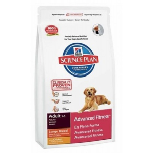 Hills Hill's SP Canine Adult Advanced Fitness™ Large Breed Chicken 12 kg