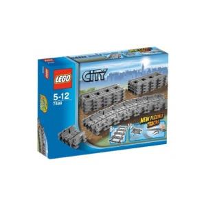 LEGO LEGO CITY Rugalmas sínek