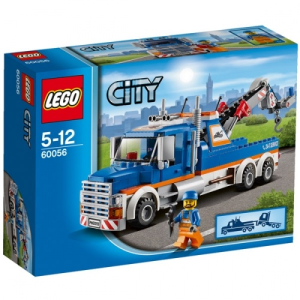 LEGO CITY Vontató kamion 60056