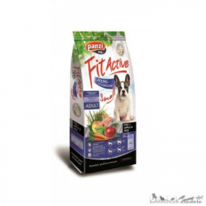 Fit Active Breeders Choice Hypoallergenic Small FISH&APPLE with RICE 4kg