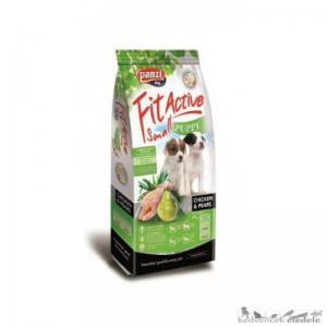 Fit Active Breeders Choice Puppy Small breeds CHICKEN&PEARS 4kg