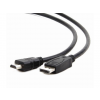 Gembird cable DISPLAYPORT (M) -> HDMI (M) 1m