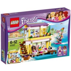 LEGO FRIENDS Stephanie tengerparti háza 41037