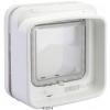 Sureflap DualScan mikrochipes macska-lengőajtó - Sureflap fehér