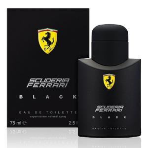 Ferrari Scuderia Black EDT 75 ml