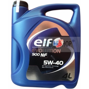 ELF Motorolaj Elf Evolution 900 NF 5w40 4 Liter