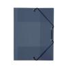 """VIQUEL Gumis mappa, 15 mm, PP, A4, VIQUEL """"Propyglass"""","""