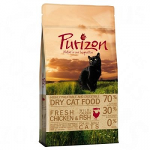 Purizon Cat Purizon Adult csirke & hal - 400 g