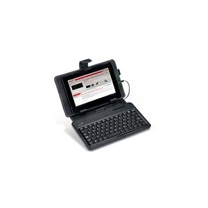Genius Tablet Keyboard LuxePad A120  Micro USB  Leather case