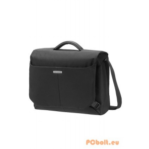"SAMSONITE Notebook táska Messenger Ergo-Biz 16"" Black"