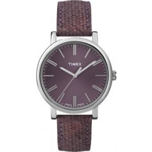 Timex T2P172 Modern Originals Bőrszíjas Női karóra